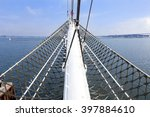Bowsprit Of An Old Sailing Shi...