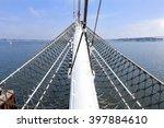 Bowsprit Of An Old Sailing Shi...