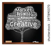 vector concept or conceptual... | Shutterstock .eps vector #397890370