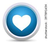 heart icon | Shutterstock .eps vector #397891654