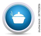 hot food pot  icon  | Shutterstock .eps vector #397902856