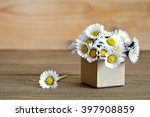 Mothers Day Card  Daisy Flowers ...