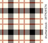 tartan seamless pattern. trendy ... | Shutterstock .eps vector #397929574