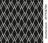 seamless geometric pattern ... | Shutterstock .eps vector #397938784