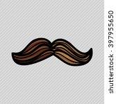 hipster element design  | Shutterstock .eps vector #397955650