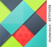 abstract  colorful background... | Shutterstock .eps vector #397974358