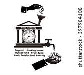 banking symbol  bank symbol ... | Shutterstock .eps vector #397984108