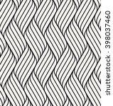 vector seamless pattern. modern ... | Shutterstock .eps vector #398037460