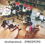education school student... | Shutterstock . vector #398039290