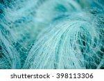 Fishnet Background