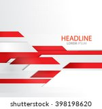 abstract business background... | Shutterstock . vector #398198620