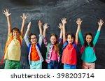 back to school   Shutterstock . vector #398203714