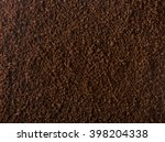 Granular Coffee Texture