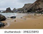 Rocks And Hidden Sand Beaches...
