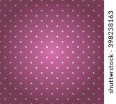 Vintage Polka Dots Grunge...