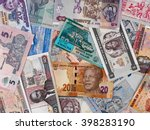 Africa Money  Heap Of Various...