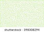 background pattern leaves  | Shutterstock . vector #398308294
