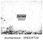grunge texture background  ... | Shutterstock .eps vector #398329729