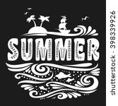 typography art.typography... | Shutterstock .eps vector #398339926
