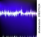 sound interference  waves   Shutterstock .eps vector #398379124
