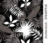 seamless jungle pattern... | Shutterstock .eps vector #398389918