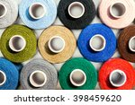 closeup  a lot of colorful... | Shutterstock . vector #398459620