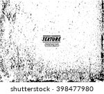 grunge texture background  ... | Shutterstock .eps vector #398477980
