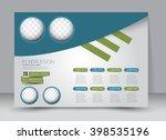 flyer  brochure  magazine cover ...   Shutterstock .eps vector #398535196