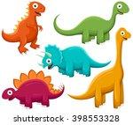 vector illustration of a... | Shutterstock .eps vector #398553328