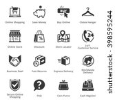 e commerce icons   set 5