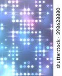 lights background | Shutterstock . vector #398628880
