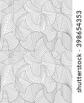 abstract seamless geometrical...   Shutterstock . vector #398654353