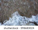 waves on the beach | Shutterstock . vector #398683024