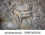 Prehistorical Petroglyphs In...