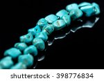 Necklace Of Turquoise Stone ...