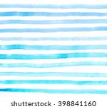 Blue Watercolor Background....