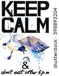 Keep Calm. Keep Calm And Do No...