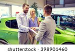auto business  car sale and... | Shutterstock . vector #398901460