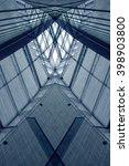 contemporary hi tech interior... | Shutterstock . vector #398903800