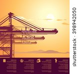 Container Terminal Cranes