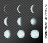 Blue Moon Phases On A...