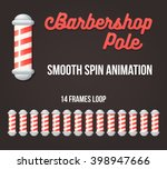 barbershop pole spinning...