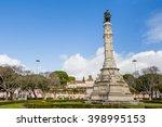 belem  portugal   march 05 ... | Shutterstock . vector #398995153