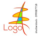 creative idea for mascot or...   Shutterstock .eps vector #399087718