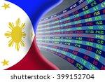 national flag of the... | Shutterstock . vector #399152704