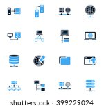 internet  server  network icon... | Shutterstock .eps vector #399229024