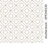 star motifs geometric... | Shutterstock .eps vector #399240130
