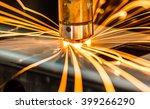 industrial welding automotive... | Shutterstock . vector #399266290