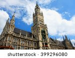 The Neue Rathaus  New Town Hal...