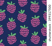 seamless pattern with... | Shutterstock .eps vector #399317500